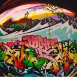Graffiti, Graz, 2009