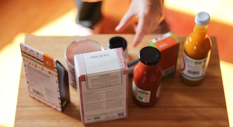 Kulinarische Überraschungsbox