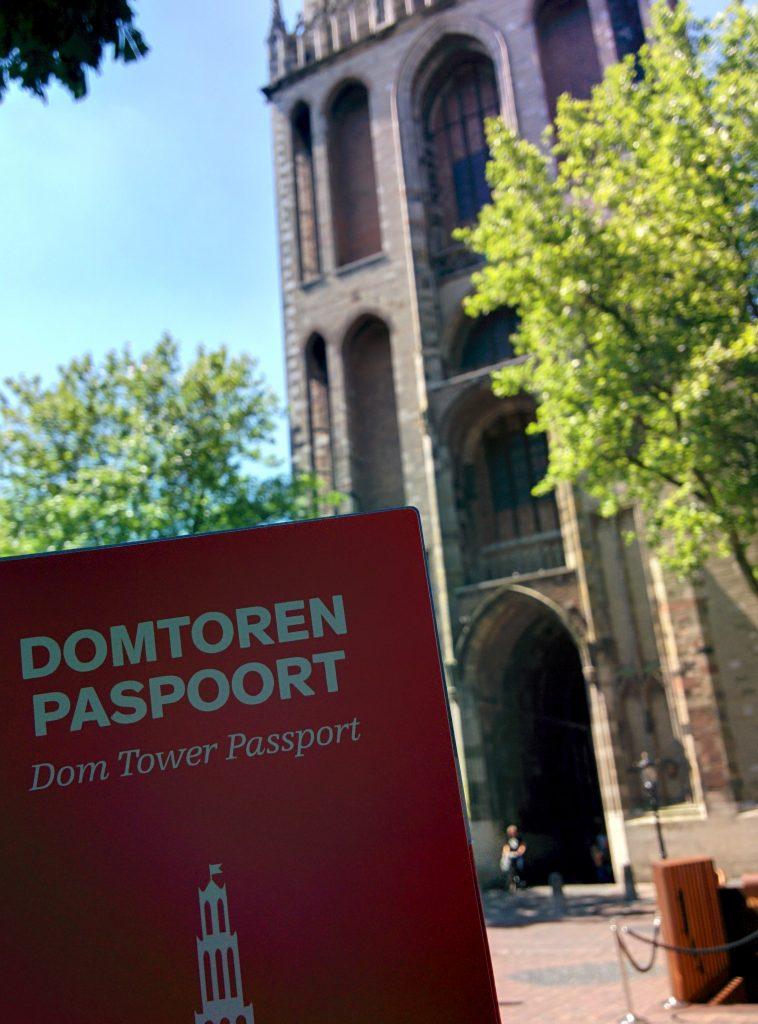Domtoren. Utrecht, 2015