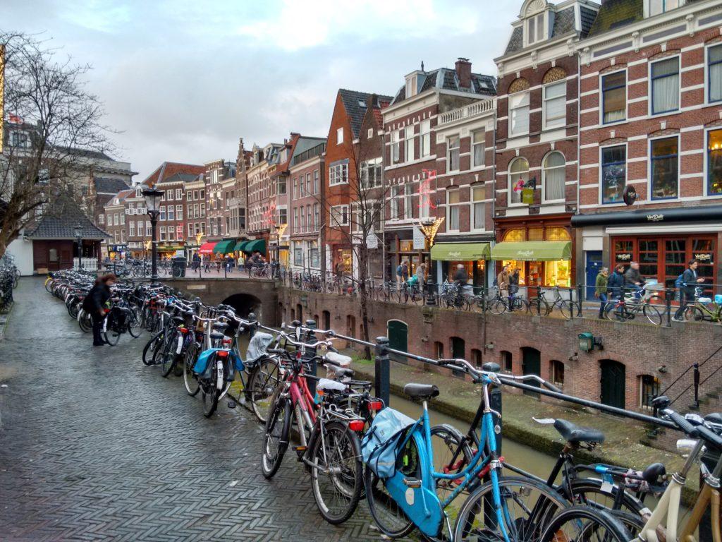 Februar 2016: Utrecht