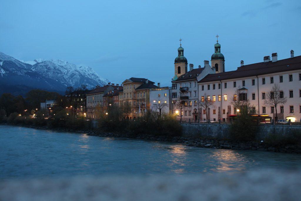 November 2016: Innsbruck