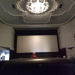 Der Kinosaal in Málaga