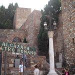 Alcazaba in Málaga